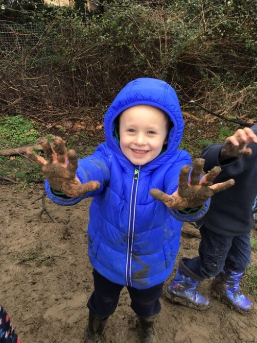 Developing a love of outdoor learning