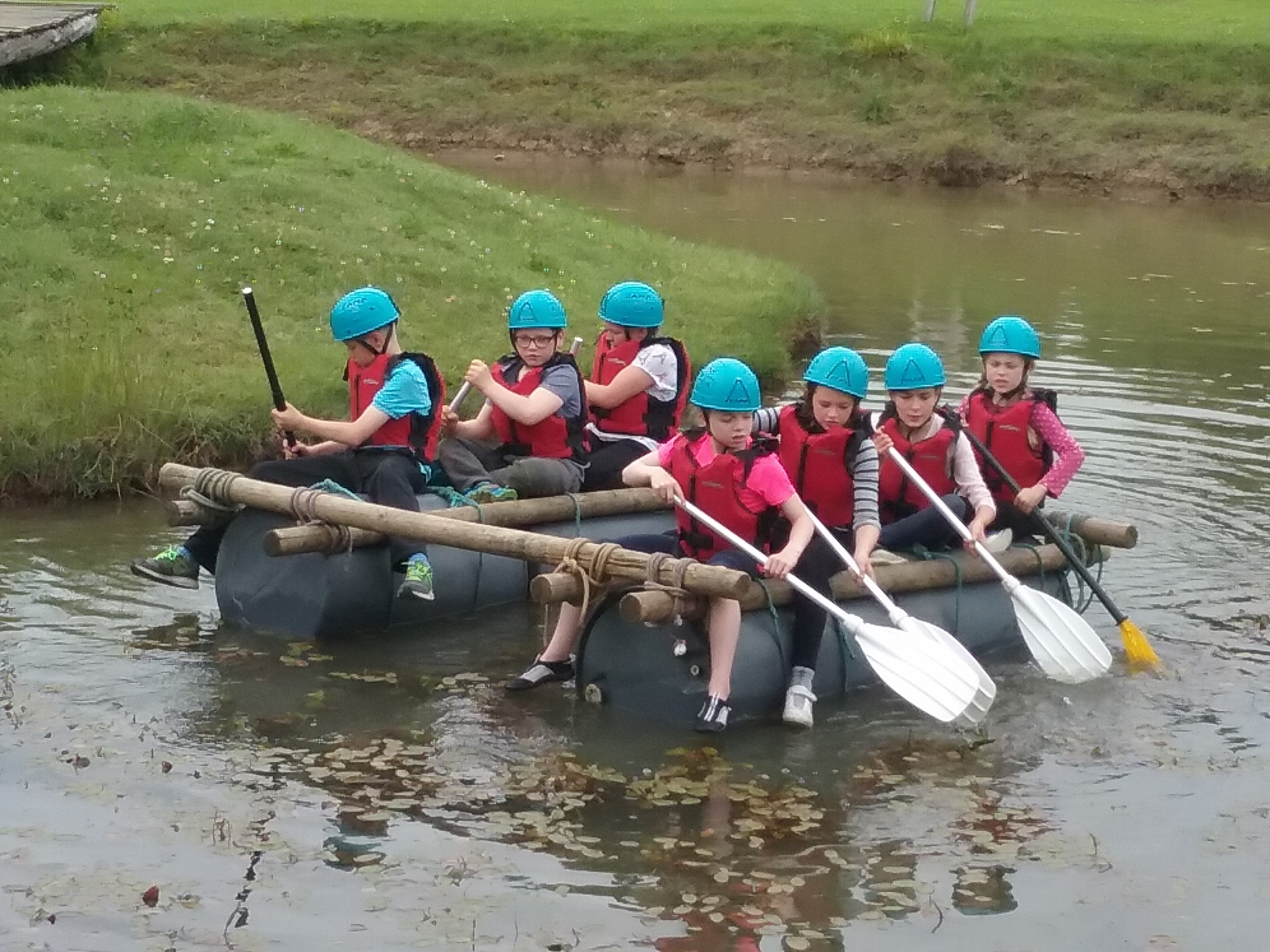 Year 6 Residential 2017