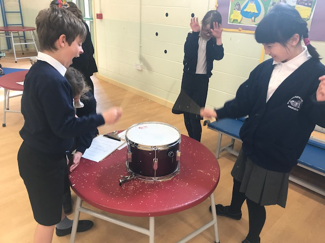Year  4 Sound Morning