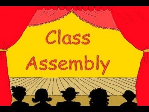 5J Class Assembly