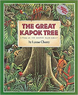 The Great Kapok Tree - Homework