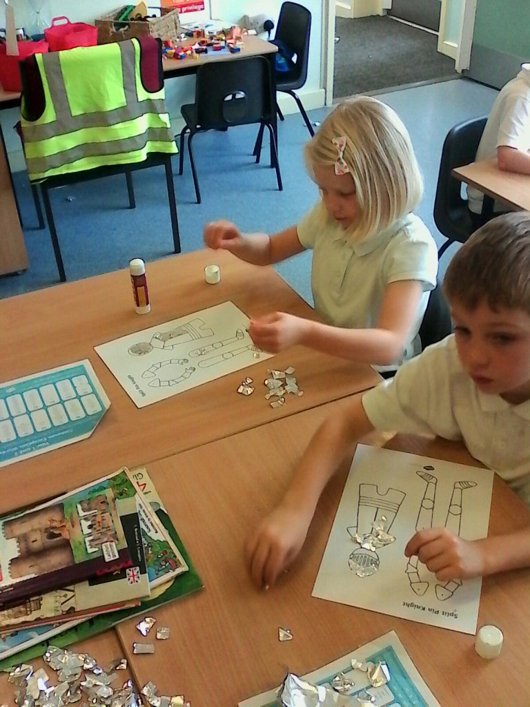 Making our own knights