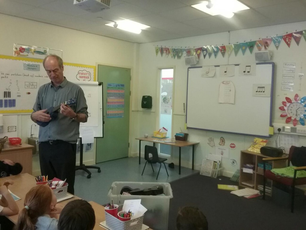 Music with Mr Duffy