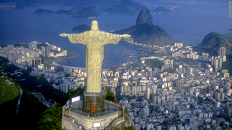 Summer Term 1 - Brazil and the Amazon