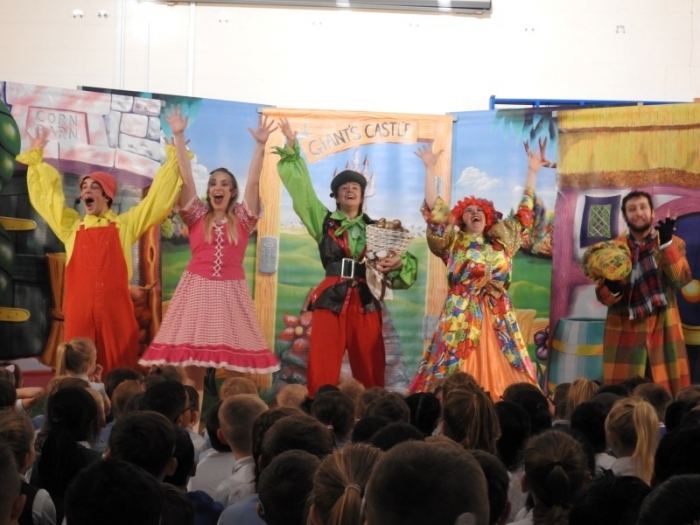 Jack and the Beanstalk Panto
